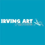 Irving Art Association logo
