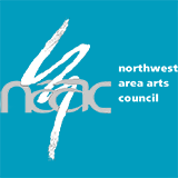 Northwest Area Arts Council logo