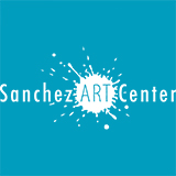 Sanchez Art Center logo